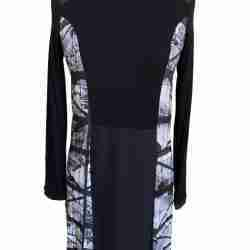 AndAmio black dress front