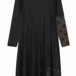 Alembika black dress